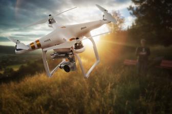 Yepyeni Bir Teknoloji: Drone!